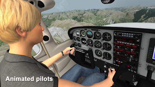 Aerofly 1 Flight Simulator 1.0.21 Cheat screenshots 2