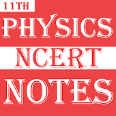 Class 11 Physics Notes