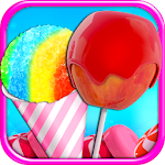 Candy Apples & Snow Cones FREE Icon