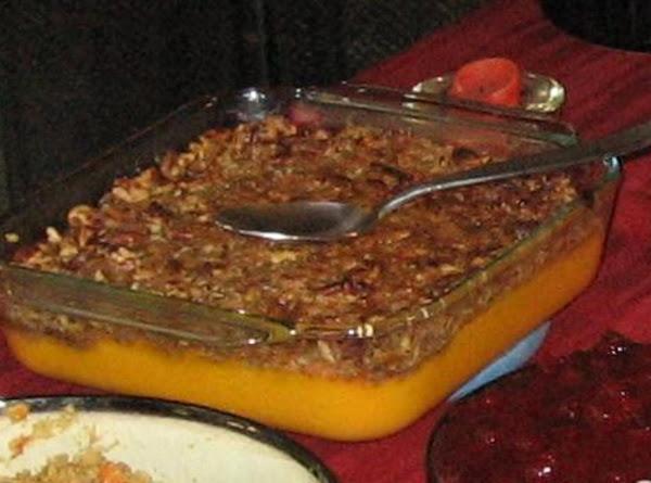 Sweet Potato Cassarole Recipe