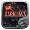 Dark Lava GO Launcher