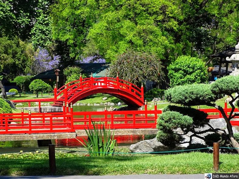 Jardim japonês de Buenos Aires - Argentina