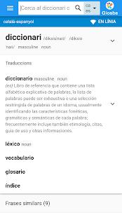 Espanyol-Català Diccionari - náhled
