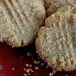 Keto Cinnamon Butter Cookies