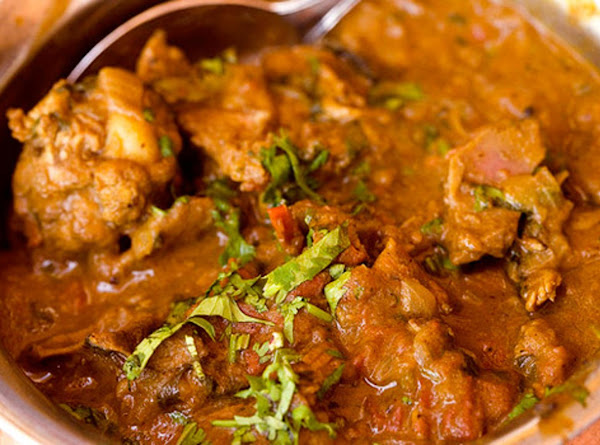 Chicken Curry In A Hurry Recipe