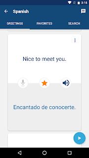 Learn Spanish screenshot 02