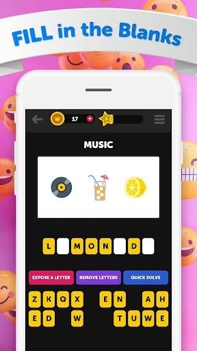 Guess The Emoji - Trivia and Guessing Game! 9.39 Screenshots 2