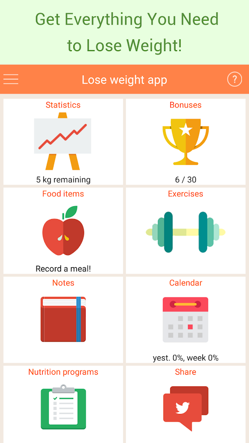 Lose Weight Without Dieting Apps On Google Play