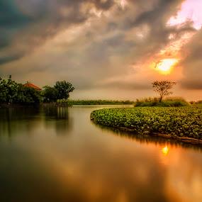 by Yreff Lesmana - Landscapes Sunsets & Sunrises