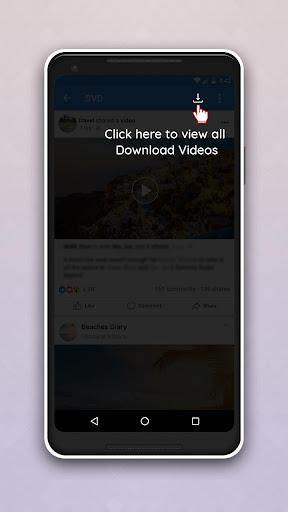 Video Downloader for Facebook 1.9 screenshots 4