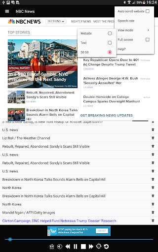 News Voice Reader 10.8.3 Screenshots 16