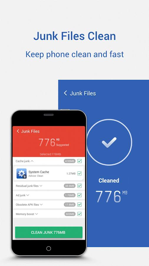 Clean Master (Boost & AppLock)- screenshot