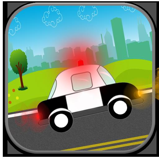 幼兒警車 模擬 App LOGO-APP試玩