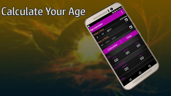 Age Calculator (Age Finder) - náhled