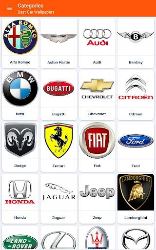 Best Car Wallpapers 2.2 Screenshots 8