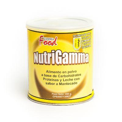 suplemento nutricional nutrigamma 450g