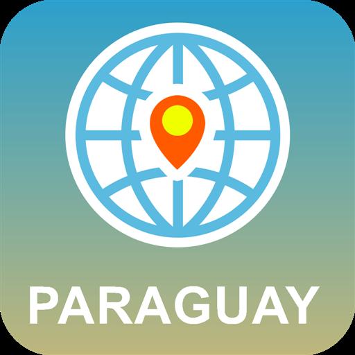 巴拉圭 離線地圖 旅遊 App LOGO-APP開箱王