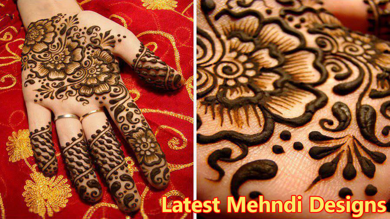 Mehndi design 2017 new model - Mehndi Designs 2017 Screenshot