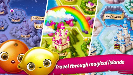 KingCraft - Candy Garden 2.0.121 screenshots 2