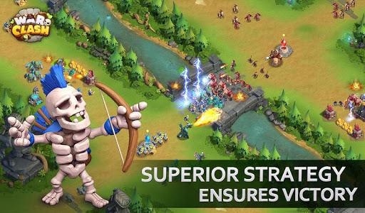 War Clash 0.21.3.5 screenshots 13