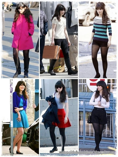 Jessica Day - New Girl - Zooey Deschanel style