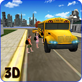 School Bus Driving 3D Sim Game