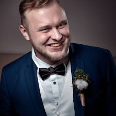 Wedding photographer Aleksey Chervyakov (amulet9). Photo of 10.01.2017