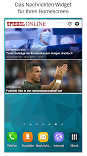 SPIEGEL ONLINE - News Screenshot 2