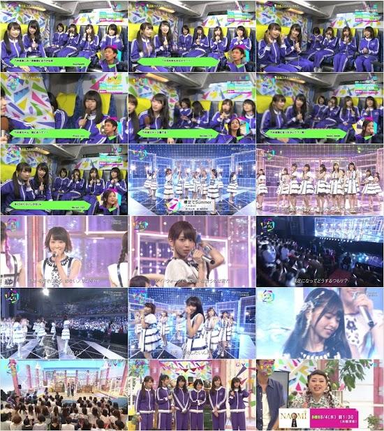 (TV-Music)(1080i) 乃木坂46 Part – シブヤノオト 160731