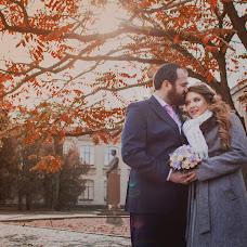 Wedding photographer Dasha Artemenko (Dashkin). Photo of 06.12.2015