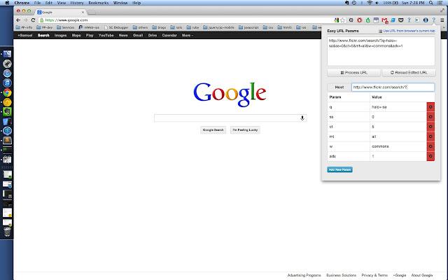 Easy URL Params