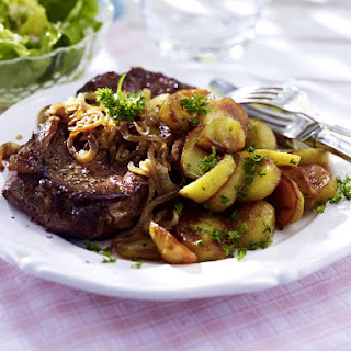 Steak Potatoes Onions Recipes