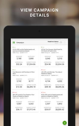 Groupon Merchants  screenshots 13