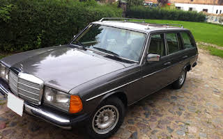 Mercedes-Benz 200 T Rent Brandenburg