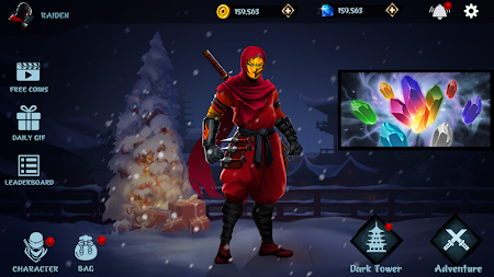 Ninja Raiden Revenge APK screenshot thumbnail 8