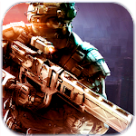Modern Commando Strike Icon