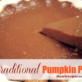 White Pumpkin Pie Recipes