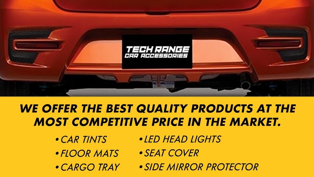 Tech Range Car Accessories Car Accessories Store