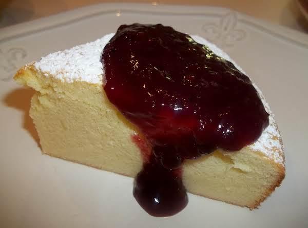 Sweet Milk Cake Recipe