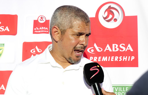 Clinton Larsen fired as Chippa United coach