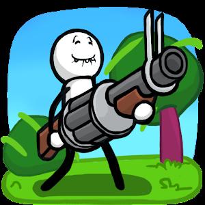 One Gun: Stickman MOD APK 1.08 (Unlimited Money)
