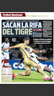 Récord newspaper- screenshot thumbnail