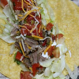 Instant Pot Pork Tacos.
