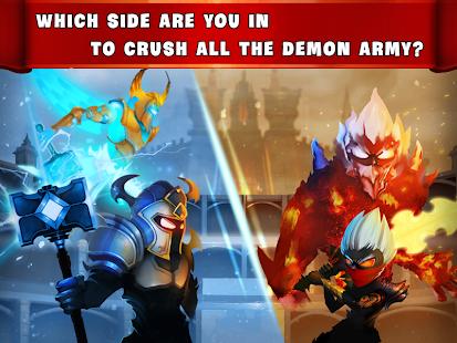 play Stickman Legends - Ninja Warriors: Shadow War on pc & mac