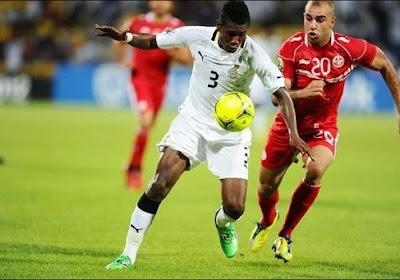 Asamoah Gyan va découvrir le huitième championnat de sa carrière