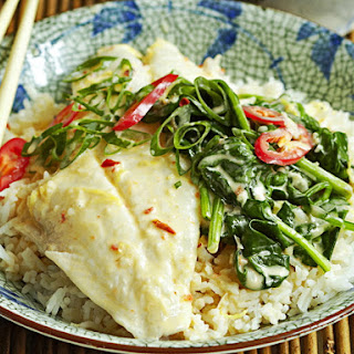 Poached Fish Sauces Recipes.