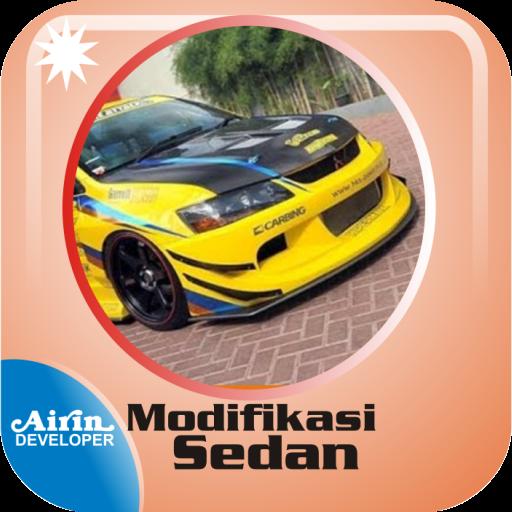 Modifikasi Mobil Sedan Keren