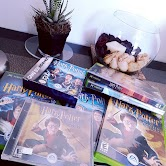 Picture of Harry Potter videogames