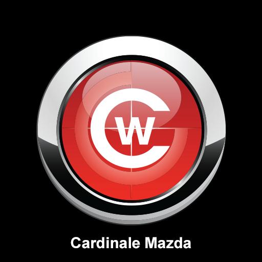 Cardinale Mazda 生產應用 App LOGO-APP開箱王