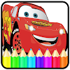 Mcqueen Cars Coloring Book